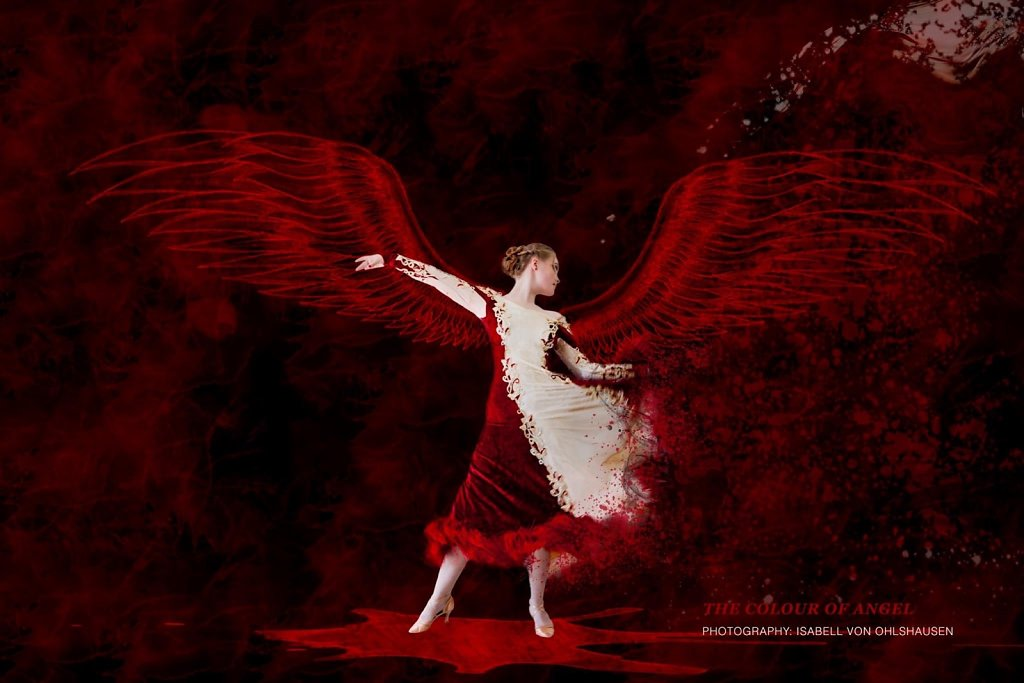 Colour of Angel