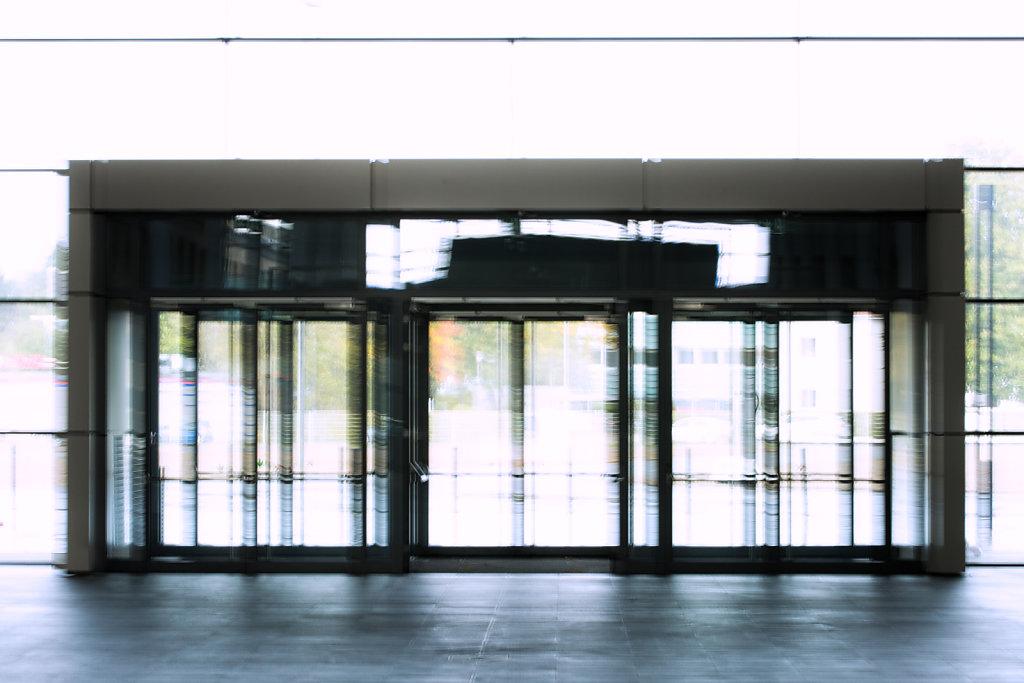 Holstenhallen Art Entrance