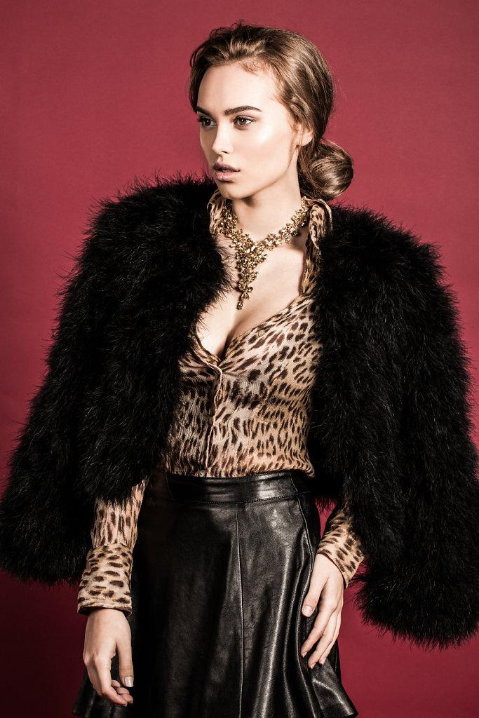Katja/ styled by Nicole Finger